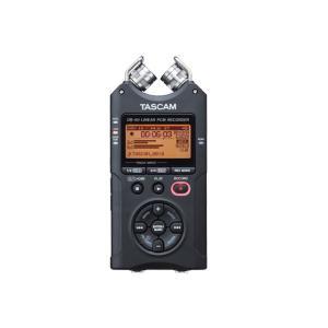 TASCAM DR-40 (DR-40VER2-J) 日本語対応版 オーディオレコーダー