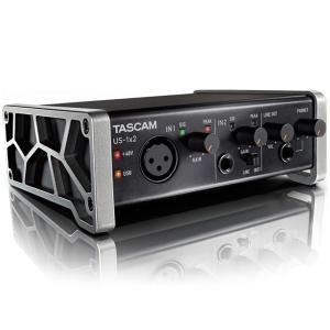 TASCAM US-1x2 [US-1X2-CU] オーディオインターフェイス