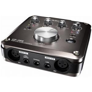 TASCAM US-366 [US-366-CU] オーディオインターフェイス|marks-music