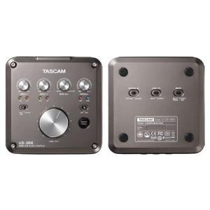 TASCAM US-366 [US-366-CU] オーディオインターフェイス|marks-music|02