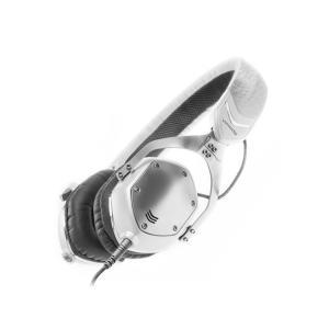 V-MODA XS White Silver [XS-U-SV] marks-music
