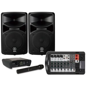 YAMAHA STAGEPAS400i W/L PACK|marks-music