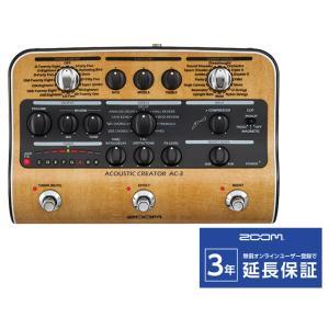 ZOOM Acoustic Creator AC-3