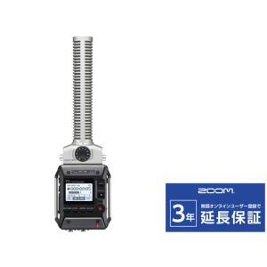 ZOOM F1-SP ショットガンタイプ レコーダー