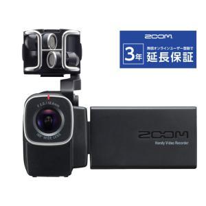 ZOOM Q8 ビデオカメラ オーディオレコーダー