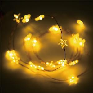 クリスマスツリー  フォトスタイリング イルミネーション ツリー LEDライト スター デコラ クリ...