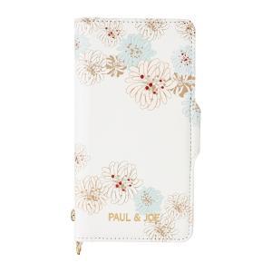 ポールアンドジョー iPhone SE2 対応 スマホケース 手帳型 ポール&ジョー PAUL&JO...