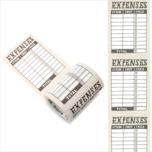 ライフログ用マスキングテープ/「マステ」/エクスペンシズ/マークス・オリジナル|marks