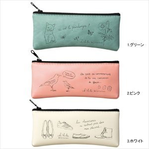 ペンケース/雑貨コレクション/オ ララ ゾエ|marks