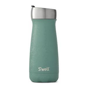 ボトル・ポップトップ16oz・470ml S'well(スウェル) カーボンモンタナ ブルー 水筒 ...