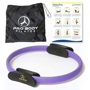 (Purple) - ProBody Pilates Pilates Ring - Superior...