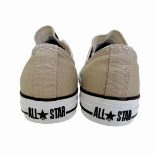 コンバース オールスター 限定モデル converse キャンバス オールスター カラーズ OX ベージュ CANVAS ALL STAR COLORS OX [メンズ] [レディース] スニーカー|marm-shopping0105|04