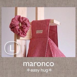 ヒッコリー♪RE×WHボーダー L|maronco