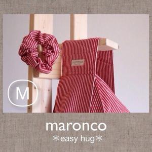 ヒッコリー♪RE×WHボーダー M|maronco