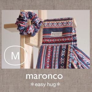 ノルディック風味♪ネイビー M|maronco