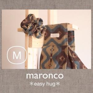 ネイティブ風味*ブルー M|maronco