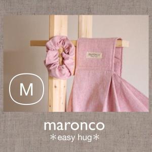 ピンクデニム* M|maronco