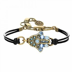 ■商品詳細 A unique Michal Golan Hamsa Hand BraceletBea...
