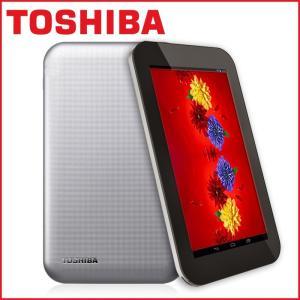 東芝 TOSHIBA タブレットPC タブレット Android AT7-B619 7インチ|marshal