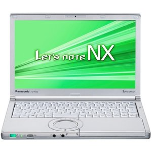 ノートパソコン ノートPC Panasonic Let's note NX3 CF-NX3JDHCS Kingsoft Office  パナソニック レッツノート Windows7 Core i5 320GB HDD 12.1インチ 中古品|marshal