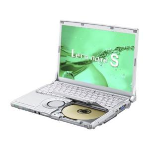 ノートパソコン ノートPC Panasonic Let's note パナソニック レッツノート S10 CF-S10CWHDS Kingsoft Office Windows7 Core i5 320GB HDD 15.6型 フルHD 中古|marshal