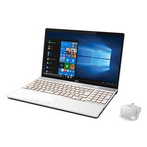 ノートパソコン office付き 新品 同様 富士通 FMV LIFEBOOK AH52/C2 15.6型 Core i5 FMVA52C2WB Microsoft Office フルHD SSD 256GB Windows10 PC 安い 訳あり|marshal