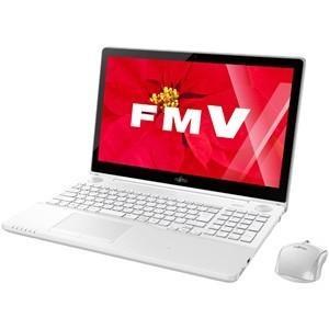 わけあり 箱潰れ アウトレット 富士通 FMV LIFEBOOK AH77 FMVA77YW Microsoft Office タッチ式 フルHD Windows10 Core i7