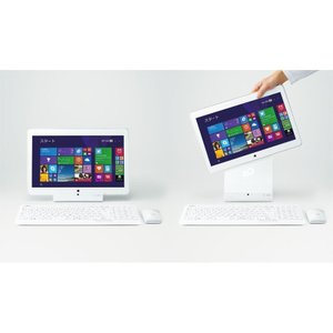 箱潰れ アウトレット パソコン FMV LIFEBOOK GH77/T FMVG77TWG Kingsoft Office2013 フルHD タッチ式 Win8.1 Core i7 2TB