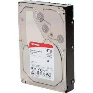 新品 バルク品 HDD 東芝 TOSHIBA 3.5インチ 6TB HDWE160UZSVA 7200rpm SATA600 128MB