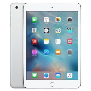 【中古】Apple iPad mini4 第4世代 32GB Wi-Fi+Cellular Docomo アップル ドコモ Retina シルバー 送料無料|marshal