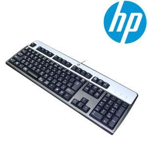 HP 日本語 キーボード 有線 PS/2接続 109キー フルレイアウト テンキー KB-0316 marshal