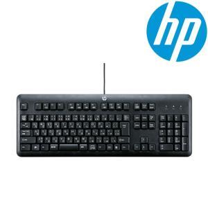 HP 日本語 キーボード 有線 PS/2接続 109キー フルレイアウト テンキー KB-1156 ブラック marshal