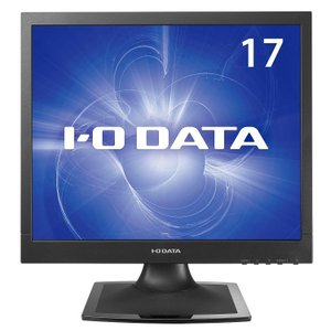 液晶モニター 液晶ディスプレイ IO DATA アイ・オー・データ機器 LCD-AD172SEB 17インチ スクウェア ノングレア液晶 1280×1024 SXGA D-Subx1/DVIx1 中古|marshal