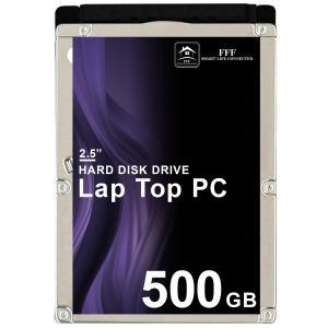 HDD ハードディスク HDD内蔵 ハードディスク内蔵 500GB 2.5インチ MAL2500SA-T72L SATA S-ATA ハードディスクドライブ MARSHAL 送料無料 あすつく|marshal
