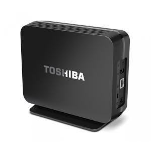 わけあり アウトレット 東芝 TOSHIBA NAS HDD 3TB USB2.0 ハードディスク 外付けHDD ネットワークストレージ NASケース 箱潰れ