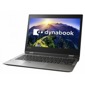 ノートパソコン Office付き 新品 同様 東芝 ダイナブック dynabook V62/B PV62BMP-NJA Microsoft Office 12.5型 SSD 128GB Windows10 Core i5 PC わけあり marshal