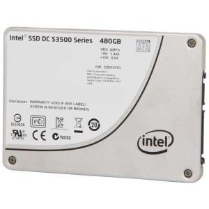 Intel インテル 2.5インチ SSD 480GB DC...