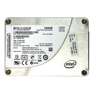 インテル SSD 160GB 中古 MLC SATA 3Gb/s 2.5インチ 320シリーズ SSDSA2BW160G3H|marshal