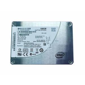 インテル SSD 中古 180GB MLC SATA 3Gb/s 2.5インチ 520シリーズ SSDSC2BW180A3H|marshal