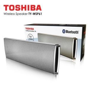 東芝 TOSHIBA スピーカー ポータブル Bluetooth4.0 TY-WSP61 ワイヤレススピーカー ポーチ・ストラップ付き 送料無料 あすつく|marshal