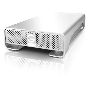外付けハードディスク 3TB HGST 日立 G-Technology G-DRIVE Firewire 400 FireWire 800 USB2.0 eSATA-300 Time Machine Mac対応 0G01974 メーカーリファブ|marshal