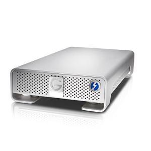 外付けハードディスク 3TB HGST 日立 G-Technology G-DRIVE  Thunderbolt USB3.0 Time Machine Mac対応 0G03124 メーカーリファブ|marshal