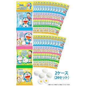 4連 ドラえもん・ヨーグルトマシュマロ 2ケース(24セット)|marshmallowland