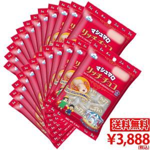 【送料無料】リッチチョコマシュマロ(個包装) 2ケース(24袋) marshmallowland
