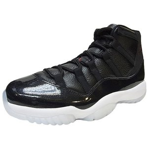 NIKE AIR JORDAN11 RETRO 72-10 ナイキ エア ジョーダン11 レトロ 黒 AJ11 BLACK/GYM RED/WHITE/ANTHRACITE|marsone|01