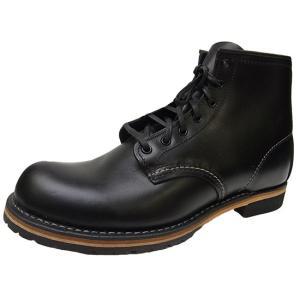 RED WING BECKMAN BOOTS レッドウイング ベックマン ブーツ 9014 BLACK ブラック 黒 Dワイズ MADE IN USA|marsone