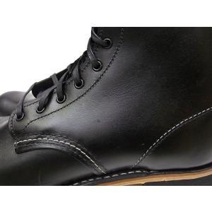 RED WING BECKMAN BOOTS レッドウイング ベックマン ブーツ 9014 BLACK ブラック 黒 Dワイズ MADE IN USA|marsone|02