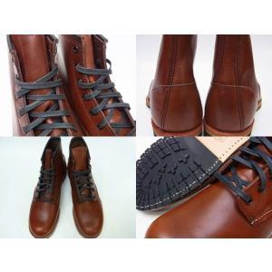 RED WING BECKMAN BOOTS レッドウイング ベックマン ブーツ 9016 CIGAR シガーDワイズ MADE IN USA 茶|marsone|03