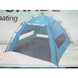 (3■4B)新品同様 BEAR インスタントビーチシェード テント 青 /◆GR コストコ/Costco/アウトドア/海/夏休み|mart-net