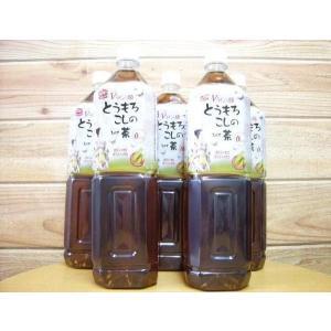 (5■3B)訳 アイリス とうもろこしのひげ茶 1.5L×6本 コストコ/Costco/通販/美容/健康02P23Apr16 mart-net